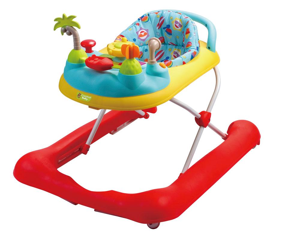 El andador: el mejor amigo de tu bebé en sus primeros pasos - El ...